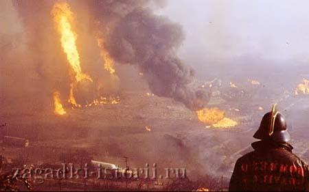 Взрыв в пригороде Мехико 19 ноября 1984 года