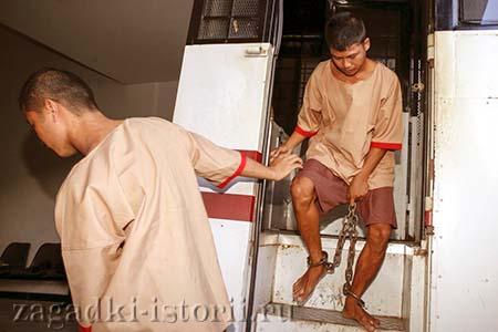 Смертная казнь в Тайланде