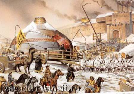 Тверское восстание против ордынского баскака