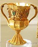 Золотой потир. Клад из Гурдона