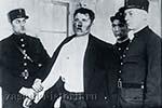 Арест Павла Горгулова после убийства Поля Думера