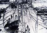 Подъём линкора «Новороссийск»
