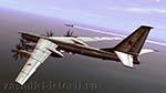 Стратегический бомбардировщикТу-95