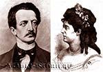 Лассаль и Елена фон Дённигес