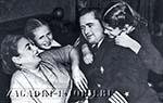 Борис Грибанов с семьёй