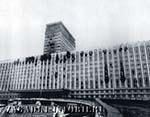 Пожар в гостинице «Россия»