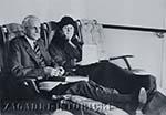Генри Форд с Кларой