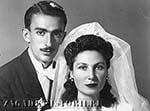 Геворк Вартанян с женой