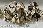 Рыцари Тевтонского ордена не проваливались под лёд в Ледовом побоище