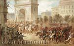 Русская армия в Париже