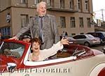 Михаил Державин и Роксана Бабаян прожили в браке 30 счастливых лет