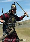 Во что одевались монголы