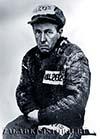 Александр Солженицын во время пребывания в Особлаге под Экибастузом