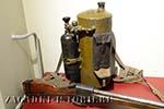 Советский огнемёт РОКС-3