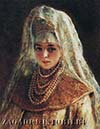 Соломония Сабурова. И царский гнев и царская любовь